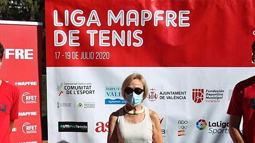 Horarios, grupos y orden de juego de la Liga Maprfe en Valencia