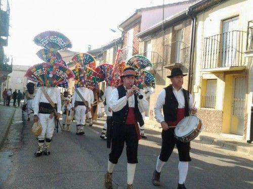 Festival de Folclore en Carbajales de Alba