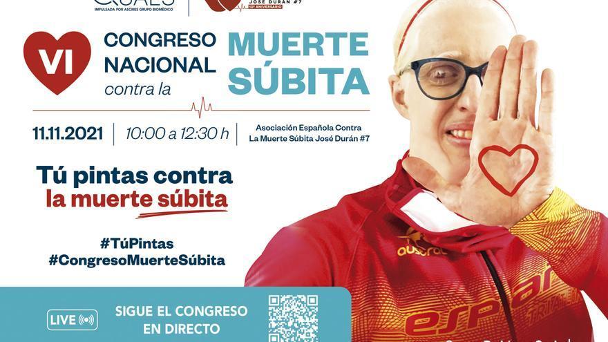 Congreso Nacional contra la Muerte Súbita: la visión del deporte de élite y estrategias avanzadas de prevención