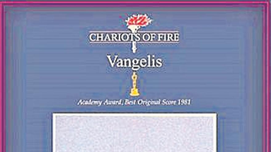 Carros de fuego, Vangelis