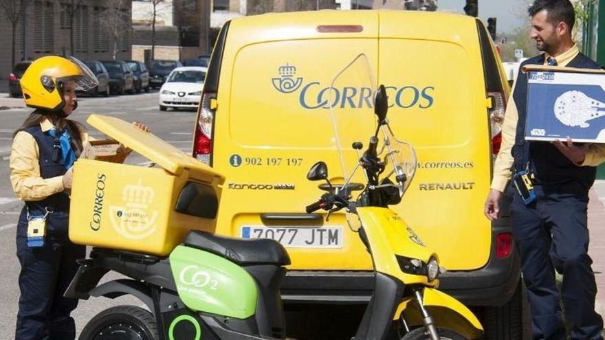 Correos ofrece 96 puestos de trabajo en Canarias de los 3.381 disponibles