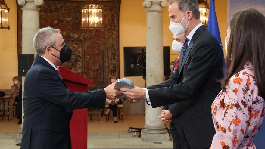 El morellano Xavier Querol recibe el Premio Nacional de Investigación