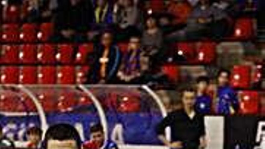 La lucidesa i els dos gols de Ton Baliu duen l'Igualada a vèncer a Sant Hipòlit