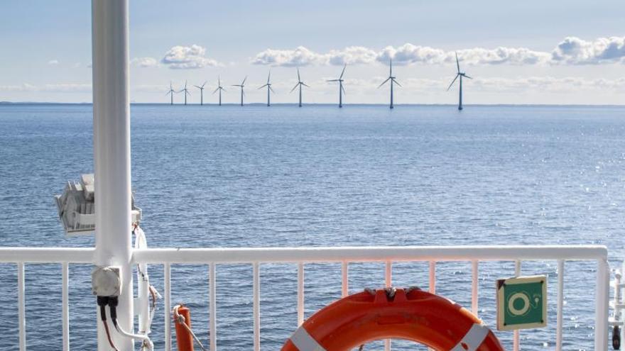 La Eurocámara se posiciona frente a la eólica marina