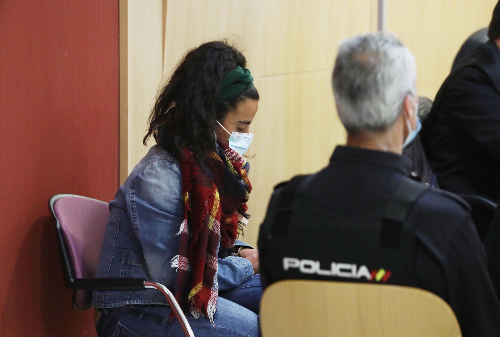 Tercera jornada del juicio por el crimen del bebé de Nuevo Roces
