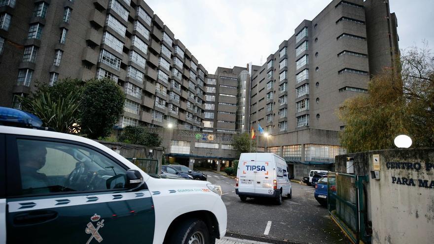 Hospitalizados por covid-19 dos usuarios de la residencia Mixta de Gijón