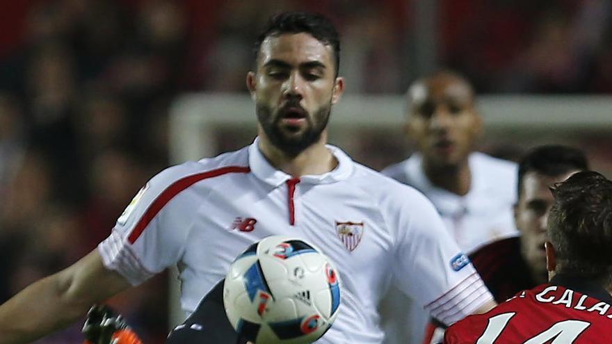 El Sevilla traspasa a Vicente Iborra al Leicester