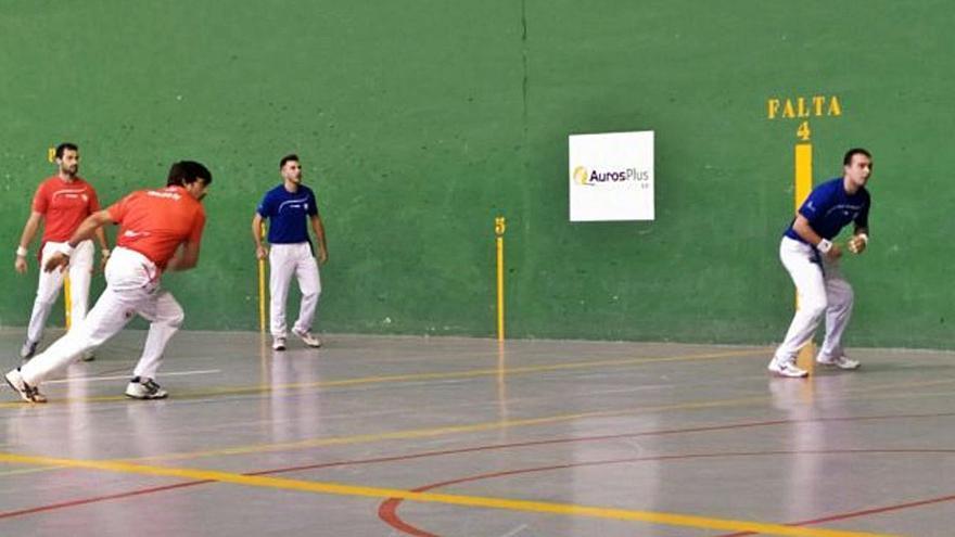 Nuevo y Huerta estrenan su casillero en la Liga Regional