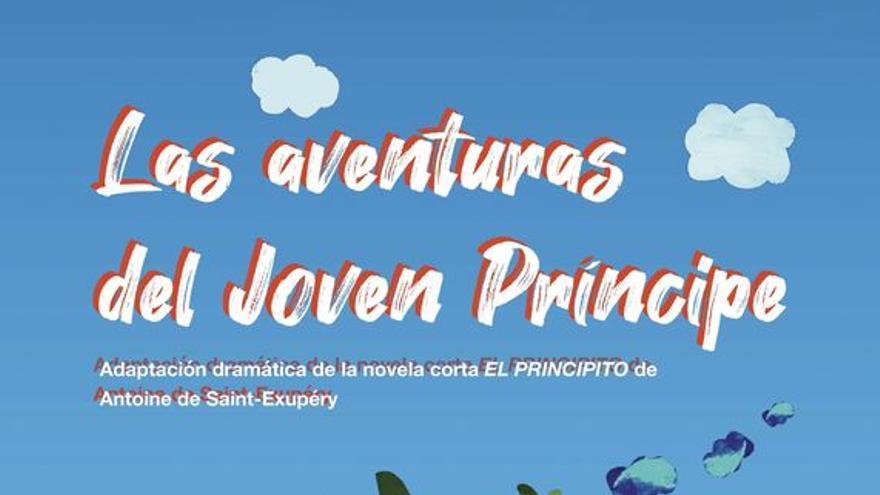 Las aventuras del pequeño príncipe
