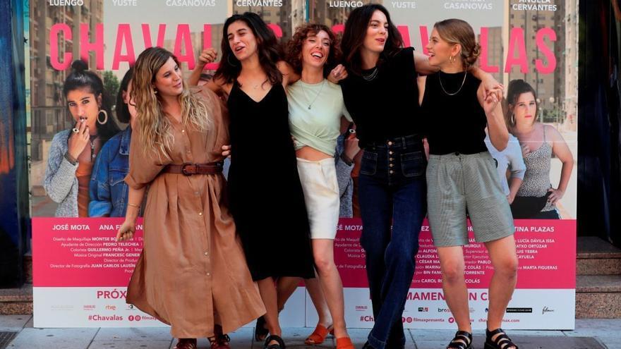 Las curiosidades del drama de extrarradio 'Chavalas'