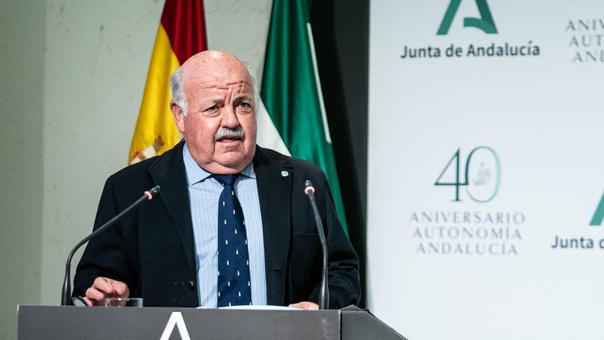 Andalucía registra 3.192 contagios en 48 horas