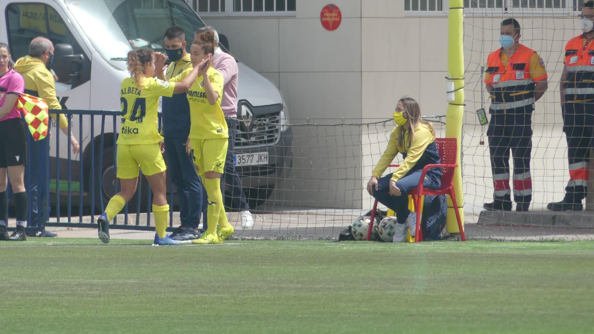 Villarreal Femenino vs Caceres (3).JPG