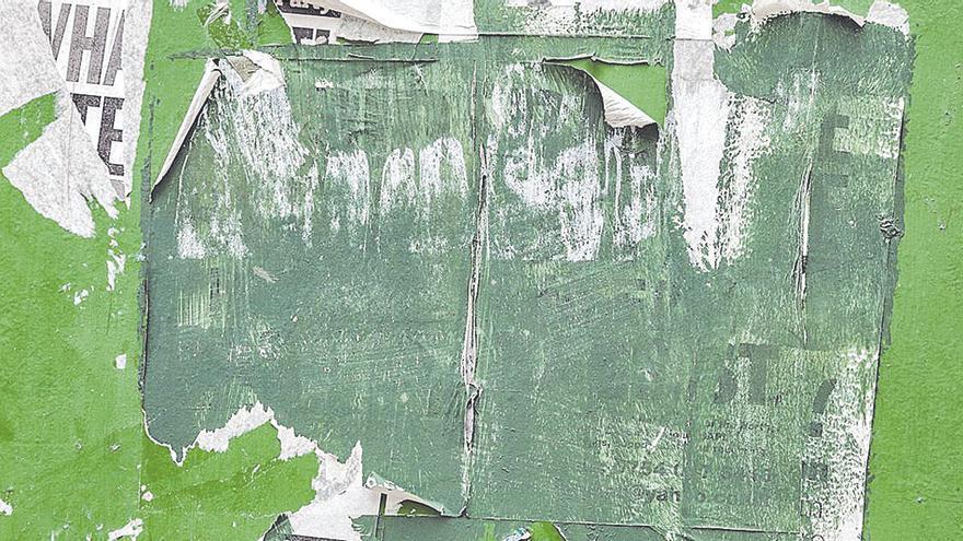 """La fotografía abstracta de Carlos Balsalobre en """"Wallscapes"""""""