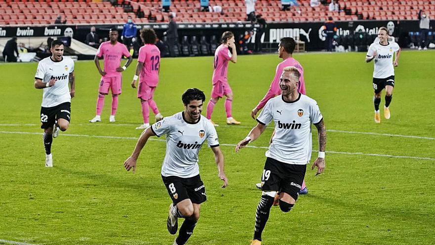 El Madrid teme a Carlos Soler