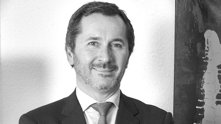Xisco López Hinojosa, abogado y CEO de Bufete Staubach