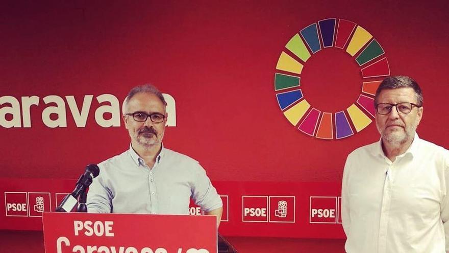El GM Socialista traslada al pleno las quejas y necesidades de los vecinos de Caravaca