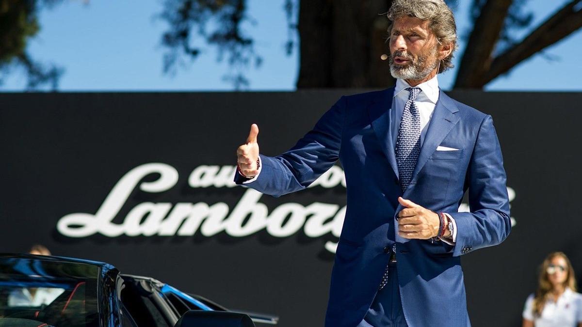 Lamborghini ya ha vendido casi todo lo que tenía previsto para 2021