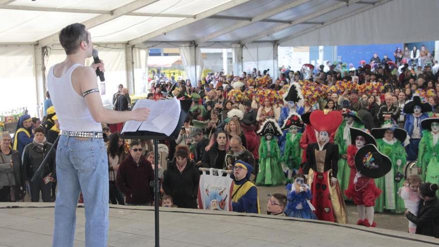 El carnaval de Moaña, a la altura del de Cádiz y Tenerife