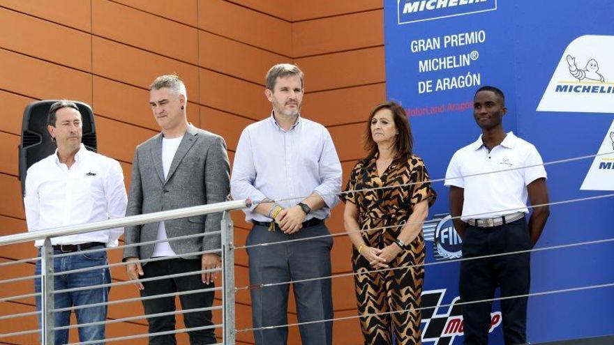 Gran Premio de Aragón del domingo 22 de septiembre