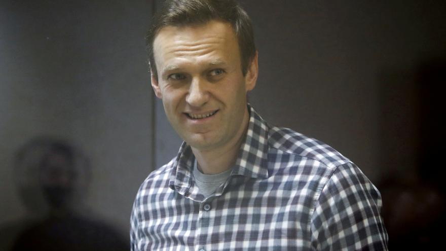 Los abogados de Navalni presentan una nueva demanda ante el Tribunal Europeo de Derechos Humanos