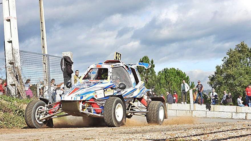 Javier Ramilo se hizo con primer puesto del Rallymix