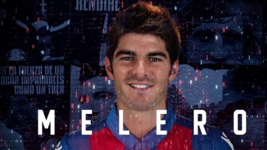 Gonzalo Melero, nueva incorporación del Levante UD