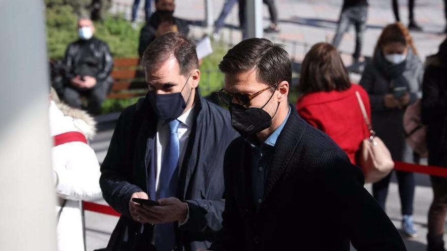 Xabi Alonso insiste ante el juez en su inocencia ante la acusación de fraude fiscal
