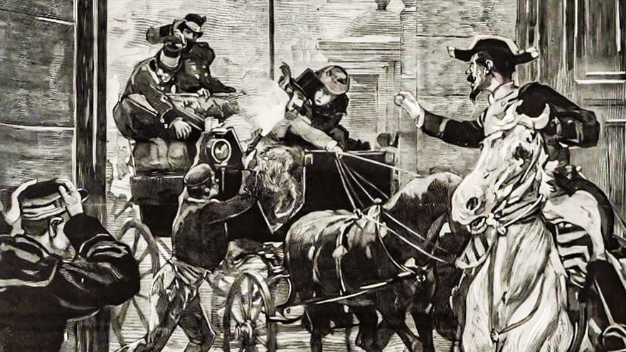 El gallego  que atentó contra Alfonso XII