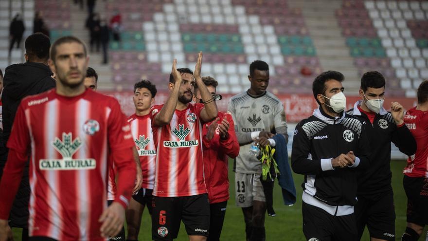 El Zamora CF, a por los 25 puntos ante Unionistas de Salamanca