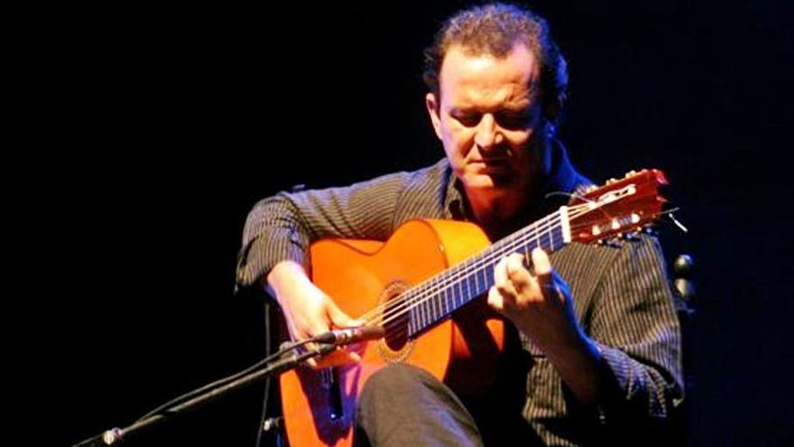 """Gerardo Nuñez: """"Flamenco y jazz son dos mundos que se encuentran, en su idioma y desde su casa"""""""