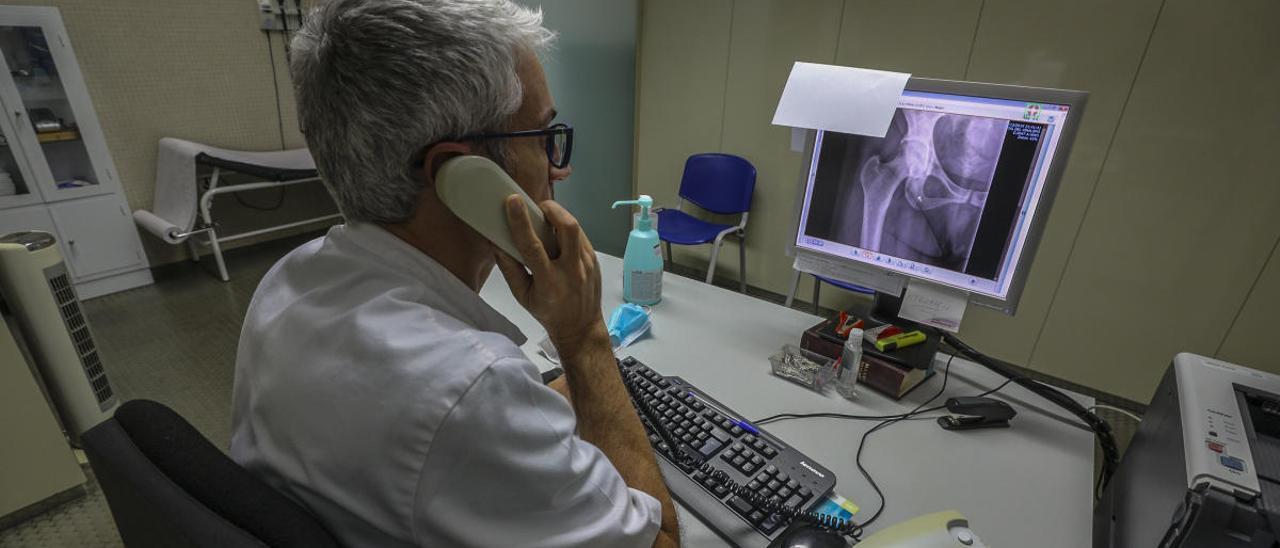 Los médicos de Atención Primaria reivindican 300 trabajadores más