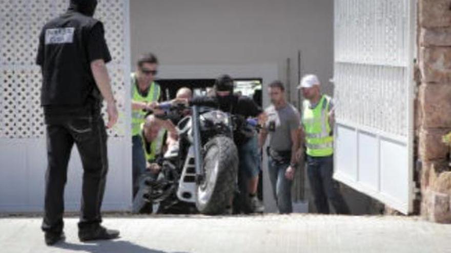 Hells Angels: Neben Hanebuth werden auch Polizisten auf der Anklagebank sitzen