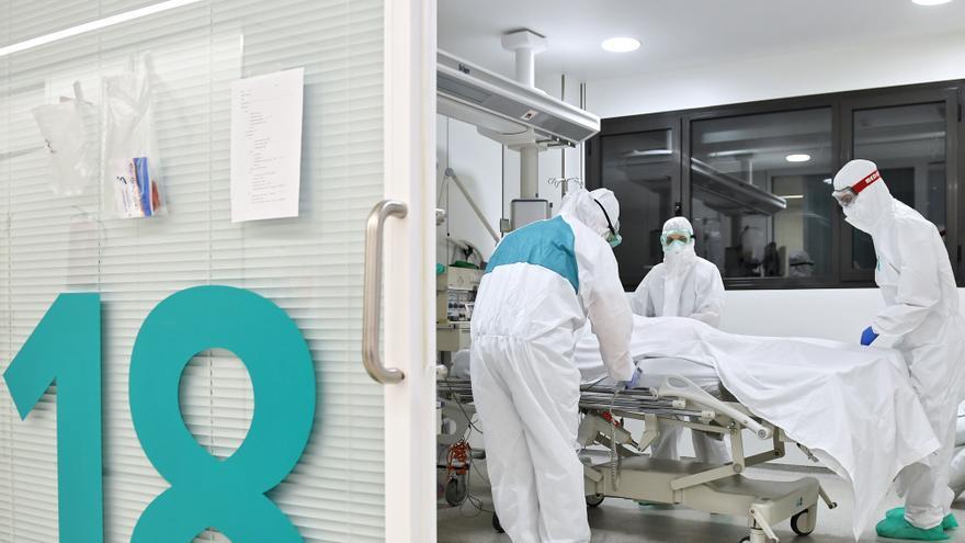 Una defunció per covid la darrera setmana als centres assistencials manresans situa el total en 437