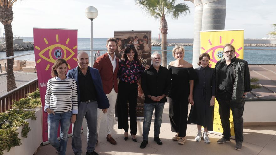 """Benito Zambrano en Mallorca: """"'Pan de limón' es un homenaje a la mujer y al amor en la familia"""""""