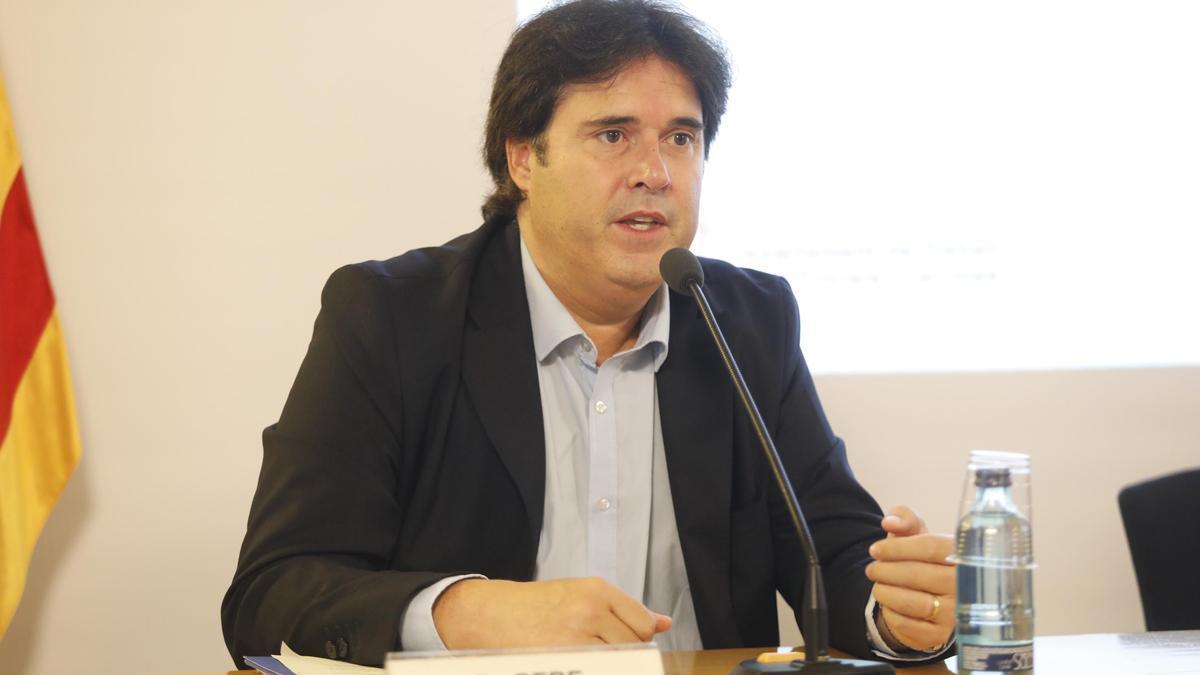 L'actual delegat, Pere Vila.