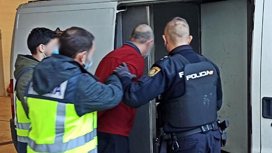 Detenido por un robo de 200.000 euros en una joyería en Ibiza