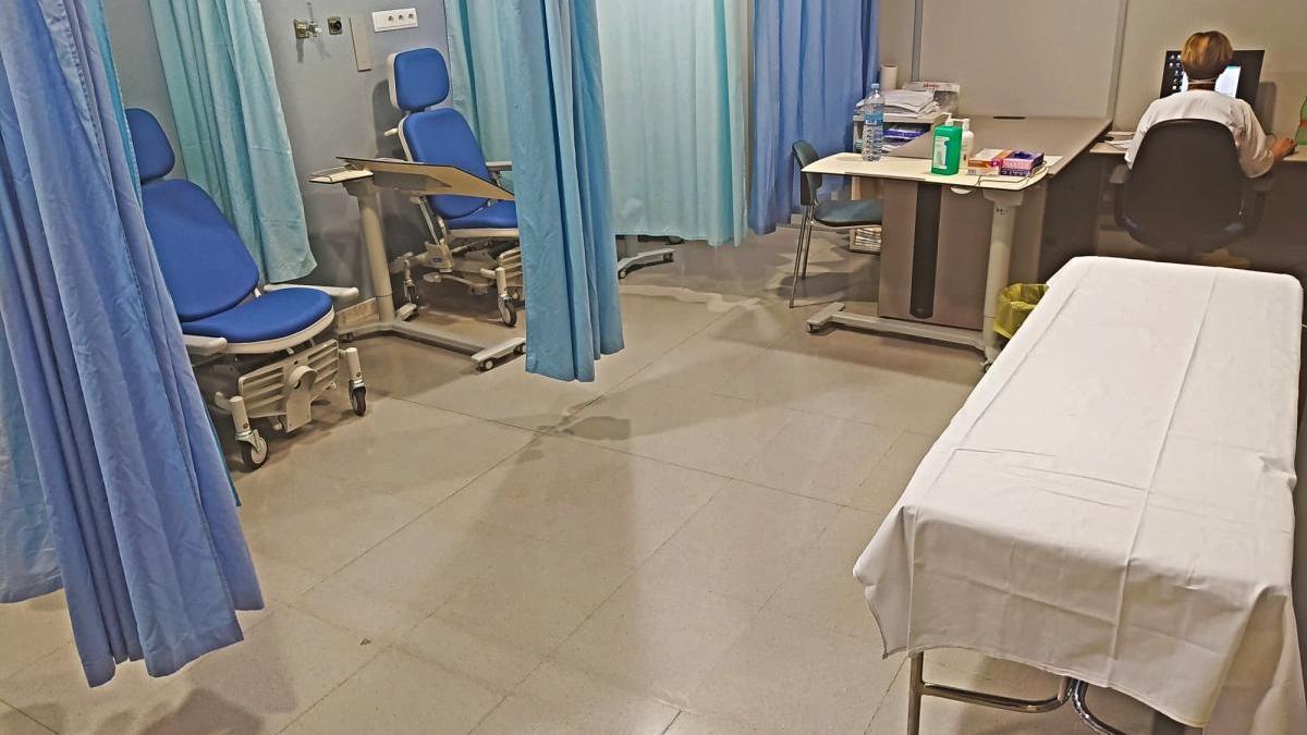 Nou Espai d'acollida de prealta hospitalària.
