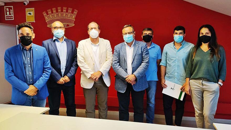 El Berguedà demana al Govern central cobrar 4,4 milions d'euros dels Miner