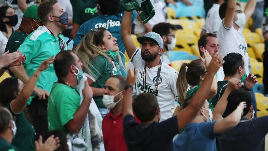 Un fallecido en una pelea entre aficionados de Corinthians y Palmeiras