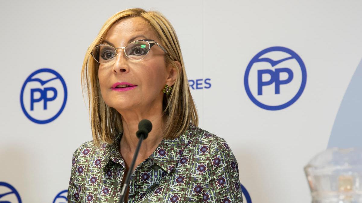 El PP no firmará el pacto de reactivación económica de Canarias.