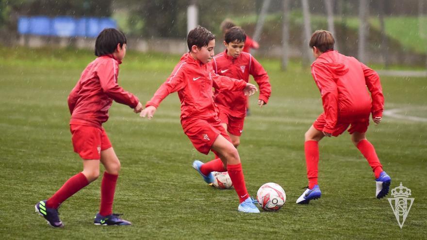 Abiertas las preinscripciones para la Escuela de Fútbol de Mareo