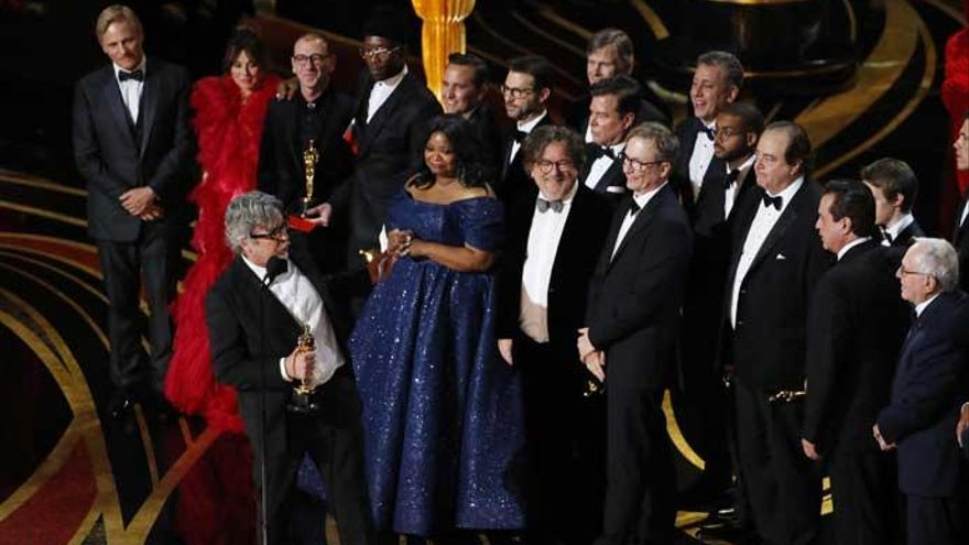 'Green Book', mejor película en unos Oscars dominados por 'Bohemian Rhapsody'