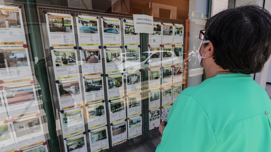 La concesión de hipotecas repunta un 52% en mayo en la provincia