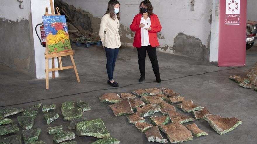 La Diputación de Castellón saca a la luz una obra de Ripollés abandonada que costó 140.000 €