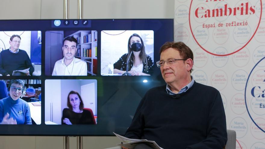 Puig pide una alianza entre generaciones y un cambio de perspectiva sobre la juventud