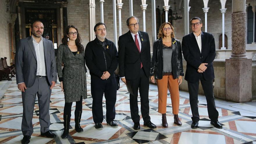 La Fiscalía de Barcelona recurre la absolución de la Sindicatura Electoral del 1-O