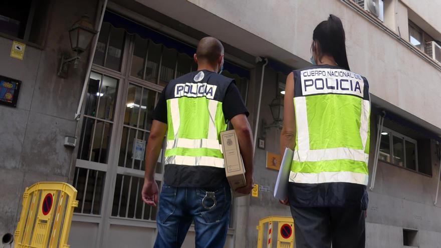Un detenido en Benidorm por estafar 37.000 euros en internet