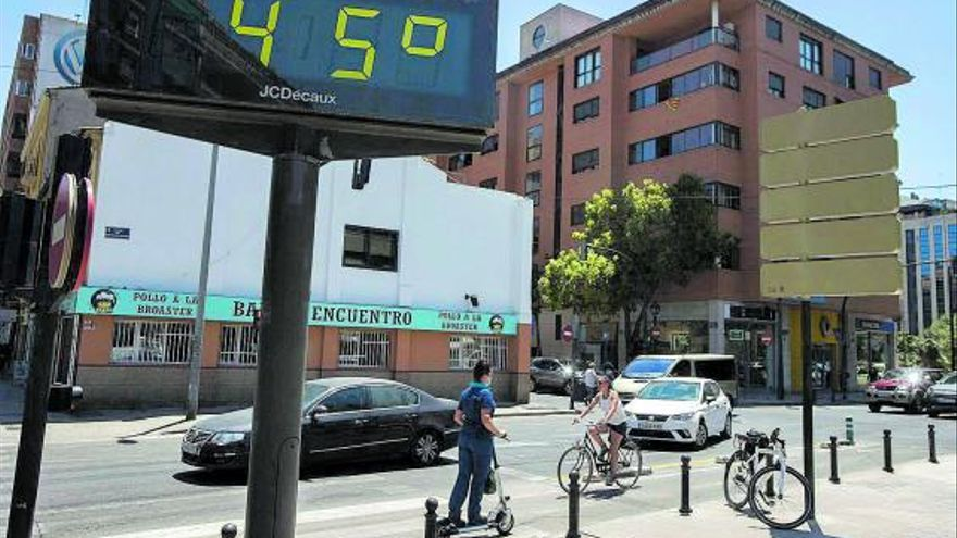 El calor provocará un aumento de muertes en el Mediterráneo