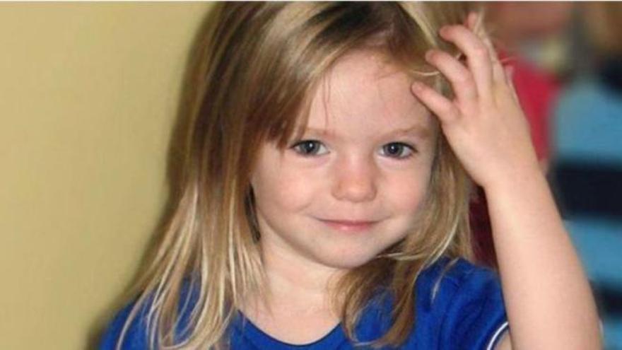 Diez años sin rastro de Madeleine McCann