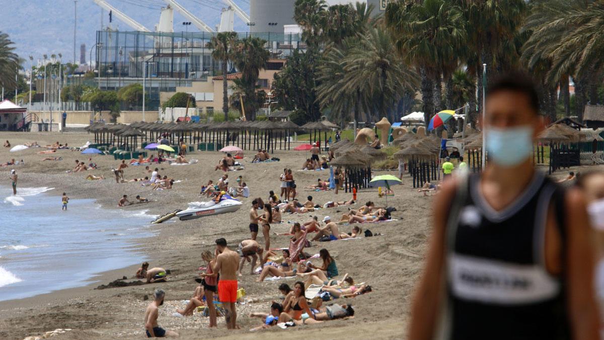 Málaga suma su cuarto día sin víctimas mortales por Covid-19.